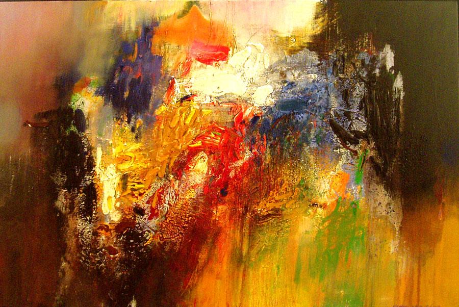 Quelques nouvelles de notre artiste chinois wang yan cheng for Artiste peintre chinois