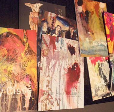 ARTBOOKS de la galerie
